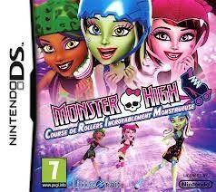Monster high page 2 - Jeux monster high roller ...